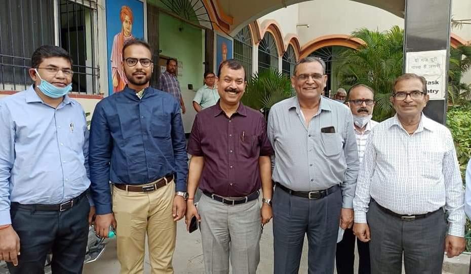 Nalanda Bihar schools protest