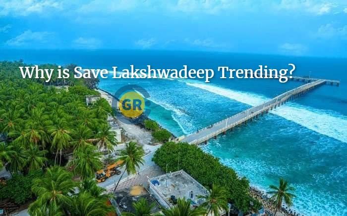 Save Lakshwadeep