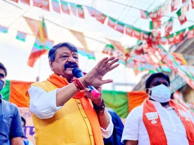 Trinamool Congress wins due to Mamata Banerjee: Kailash Vijayvargiya