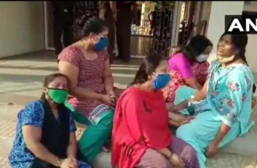 कर्नाटक: ऑक्सीजन की कमी से 24 कोरोना मरीजों की अस्पताल में मौत