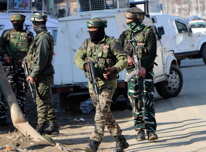 80 people killed in various militant-related incidents this year in Kashmir