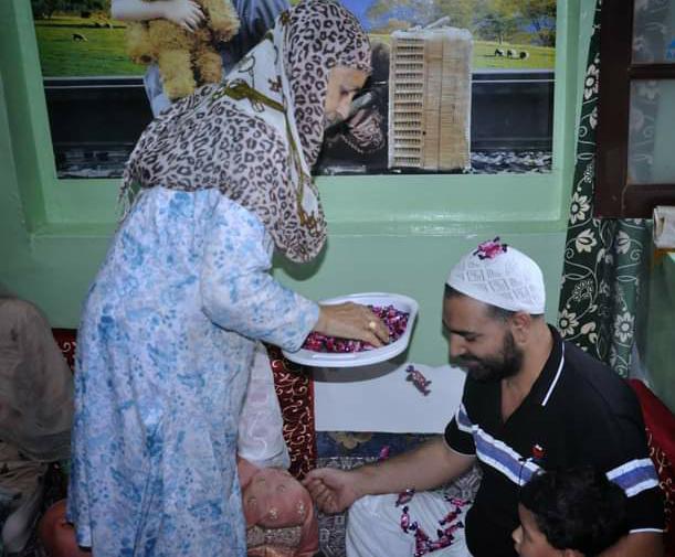 Kashmir Story of Aijaz Baba