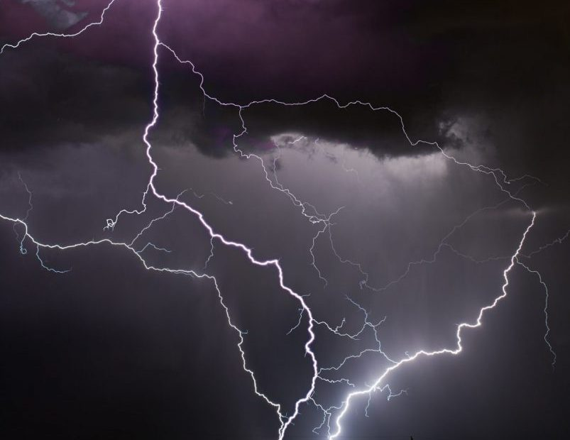 Storms are increasing continuously, due to climate change