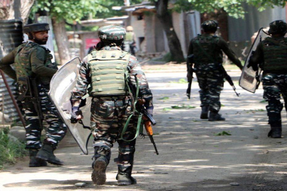 66 militants killed in Kashmir