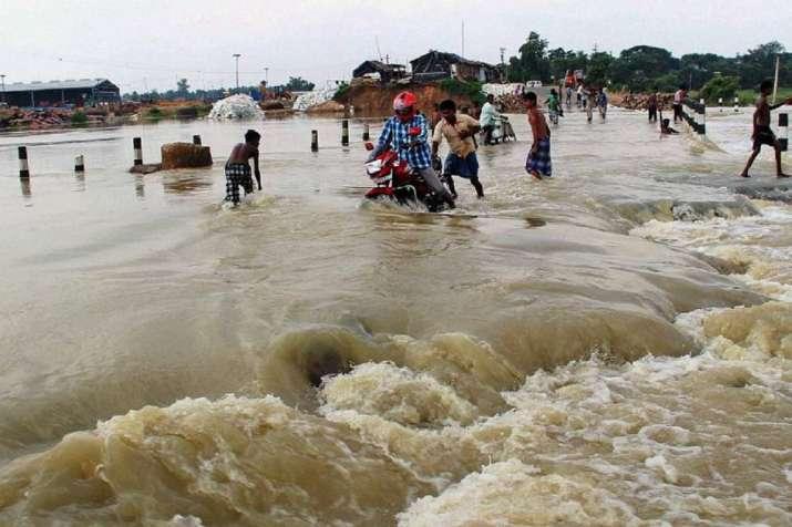Risk of floods increased