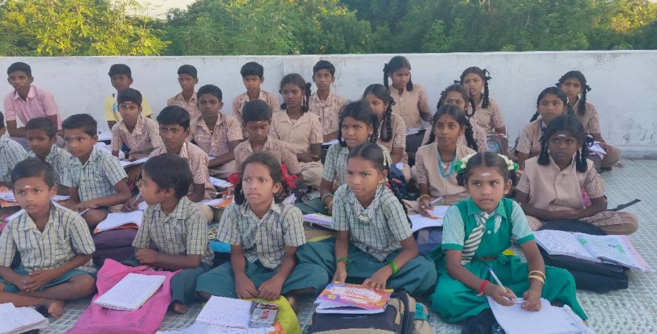 Education gap widens in India