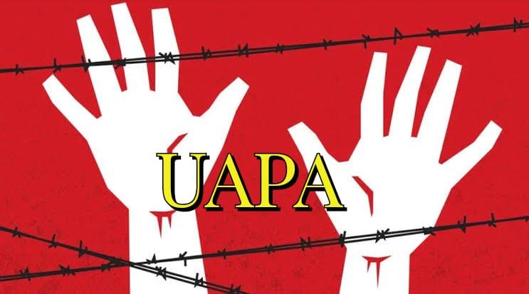 UAPA case