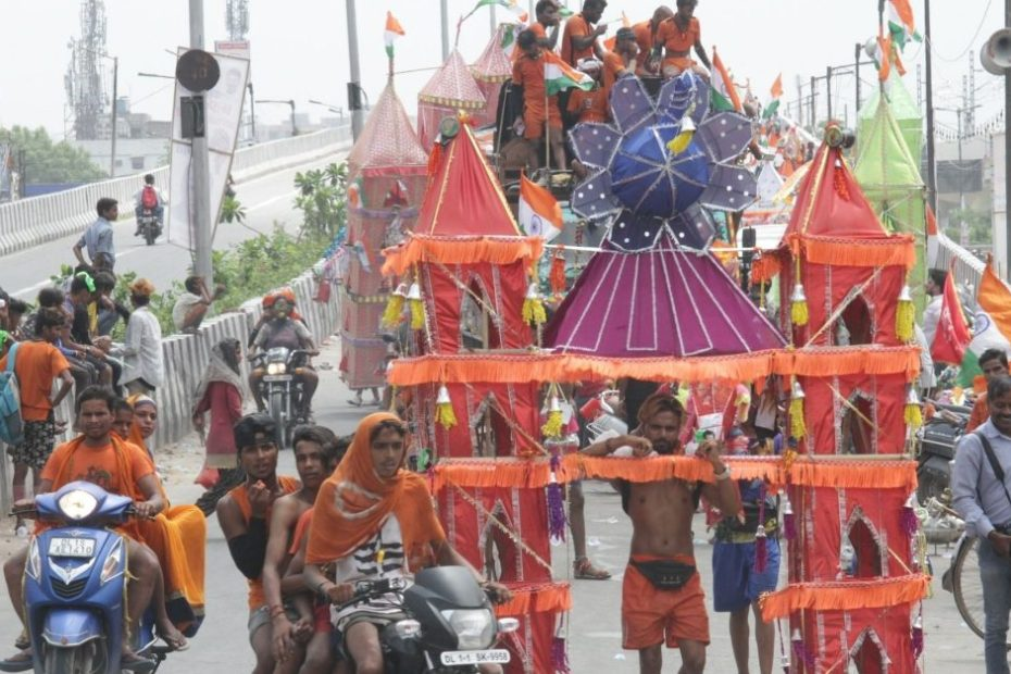 UP government's U-turn on Kanwar Yatra