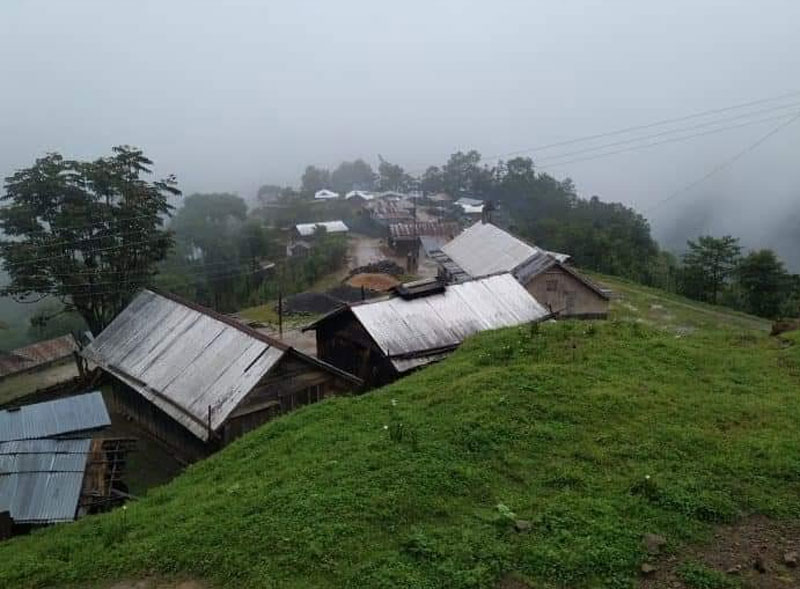 Village with no network