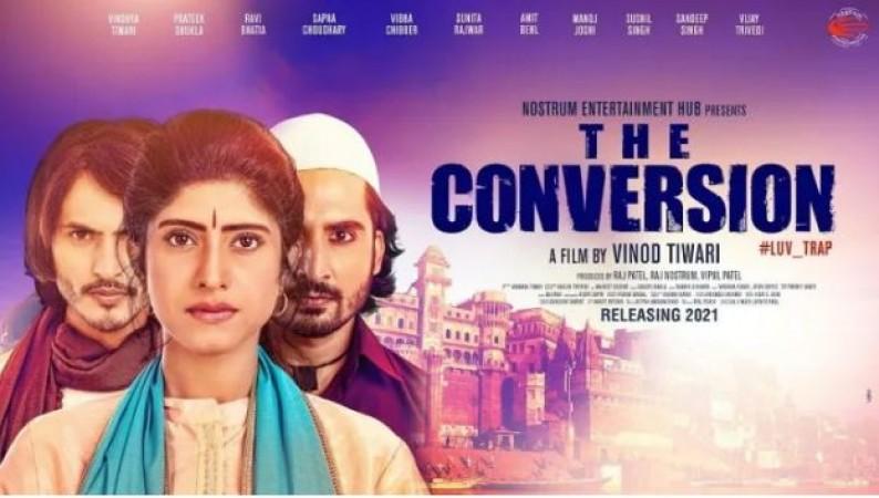 'Conversion' Movie on love jihad