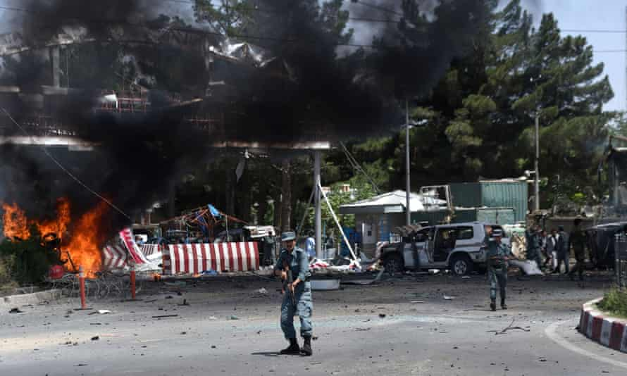 What is ISIS-K? Group behind Kabul blast