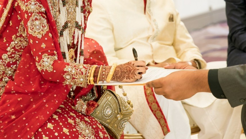 Marriage with non-Muslims invalid