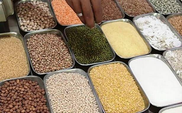 Promotion of pulses and oilseeds production