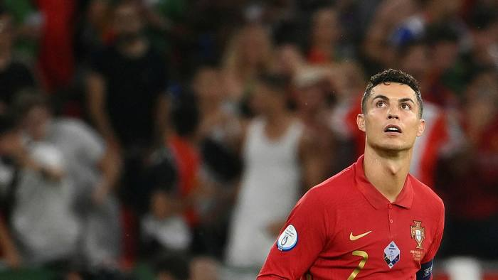 Ronaldo pay £300,000