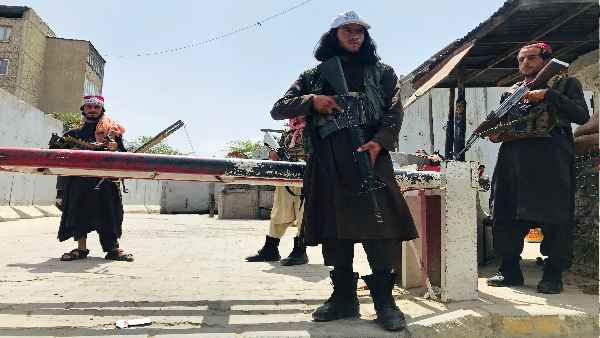 India in touch with Taliban