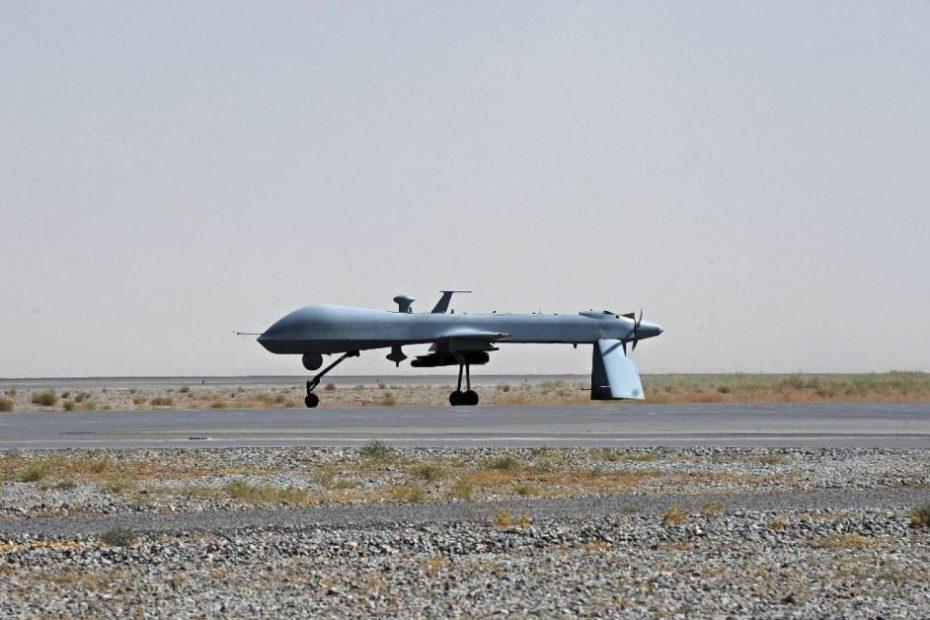 US drone strike on ISIS 'planner' in Afghanistan