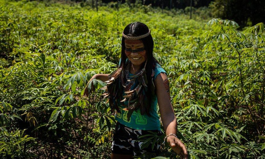 An indigenous Tiktok user earned 6 million followers