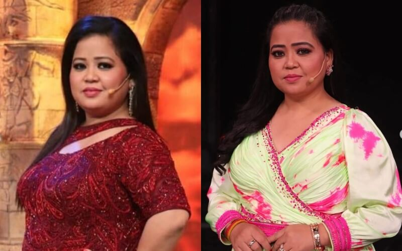 Bharti Singh reduced her weight by 15 kg, Here's how