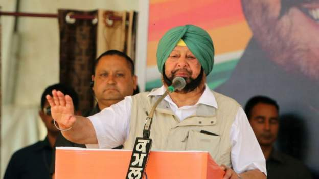 Amarinder will form his own party, may tie-up with BJP