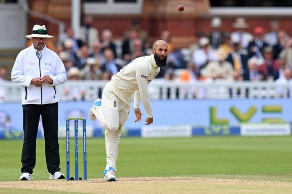 England all-rounder Moin Ali has said goodbye to Test cricket