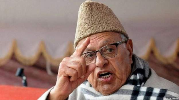 Farooq Abdullah said on Taliban