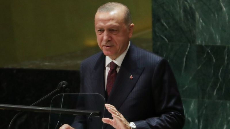 Kashmir conflict very important for peace in South Asia Turkish President