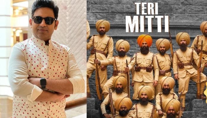 Plagiarism in Teri Mitti song written by Manoj Muntashir