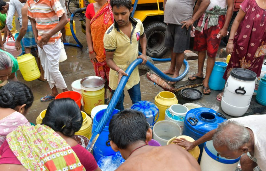 Water problems threaten India's energy security
