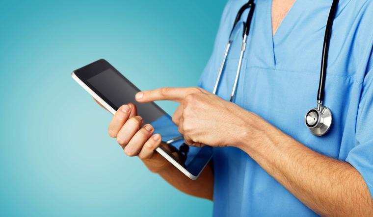 What is Digital Health card