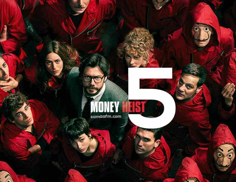 money heist popularity