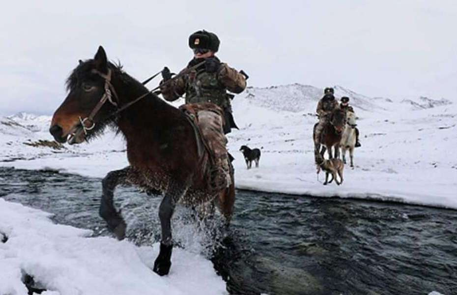 Chinese soldiers crossed LAC in Uttarakhand last month