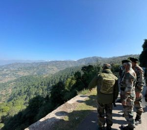 Army Alert in Poonch