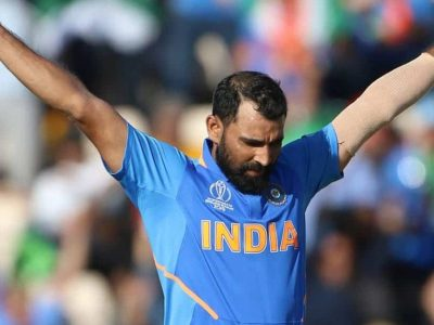 Fans abuse Mohammad Shami
