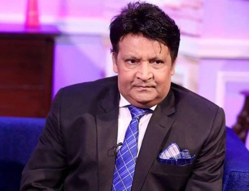 Pakistani comedian Umer Sharif