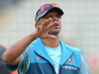 Rahul Dravid Head Coach