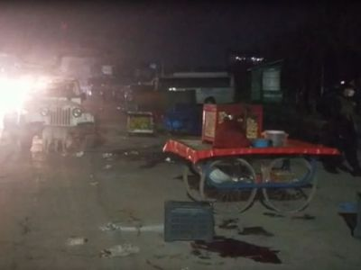 Two non-locals Killed in Kashmir
