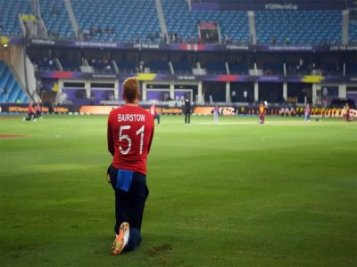 Why cricket team is taking knee before T20WC match, controversy so far