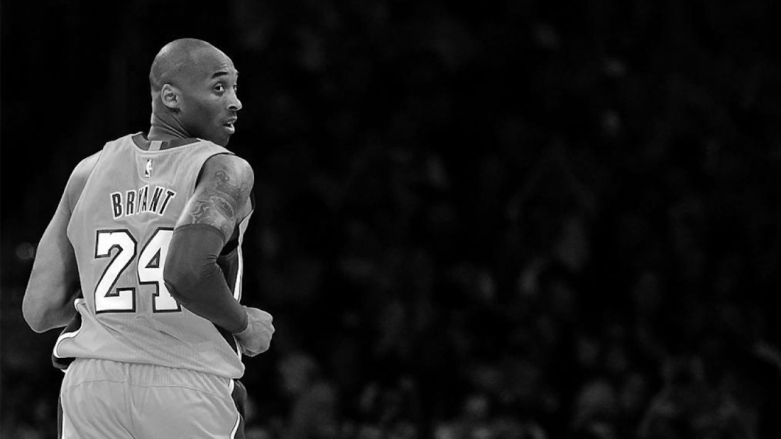 Kobe bryant hommage grounds basketball nba
