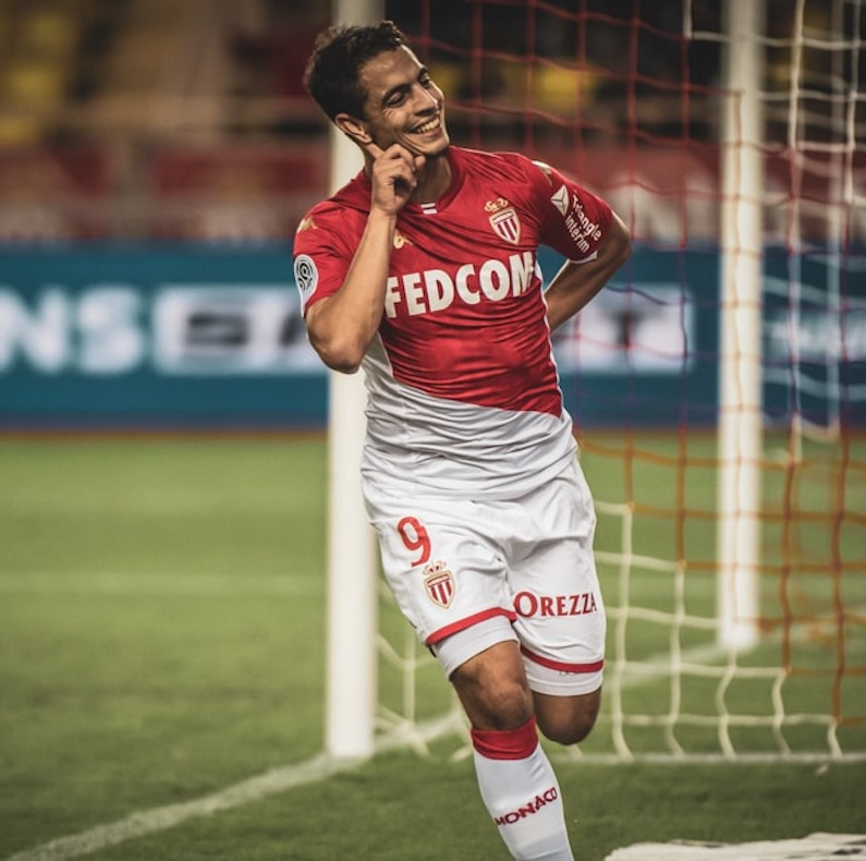 sélection maillot de football ol'ball grounds as Monaco kappa
