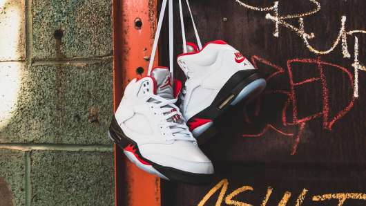 Air Jordan Sneakers Top 10 Grounds couverture