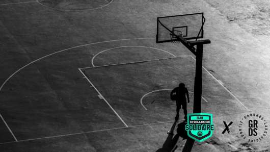 LNB Challenge solidaire basketball Grounds