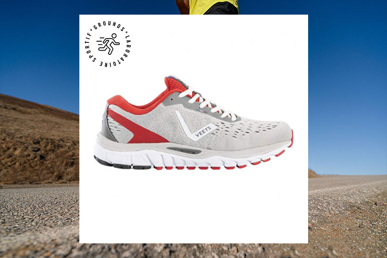 chaussures de running veets transition MIF