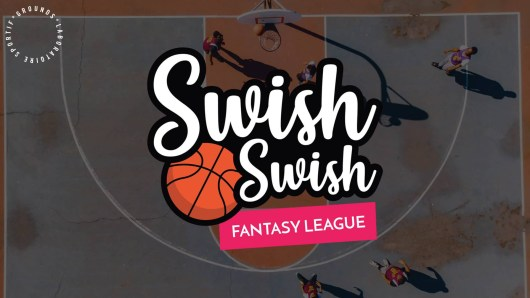 swish swish fantasy league basketball WNBA