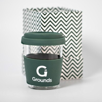 Grounds Reusable Ecoffee Cup