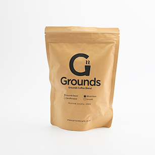 Whole Bean Grounds Blend