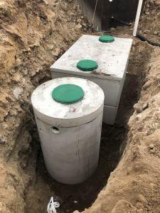 pump tank