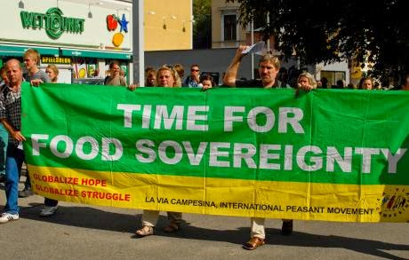 Focus on Food Sovereignty