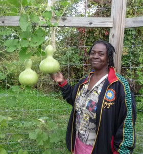 Ms. Olivia & Gourds