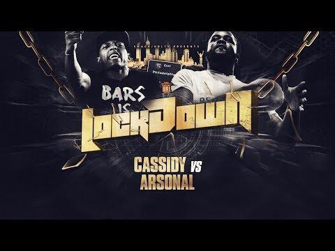 Cassidy vs Arsonal Rap Battle