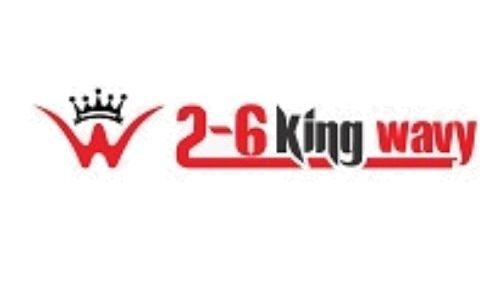 2-6 King Wavy